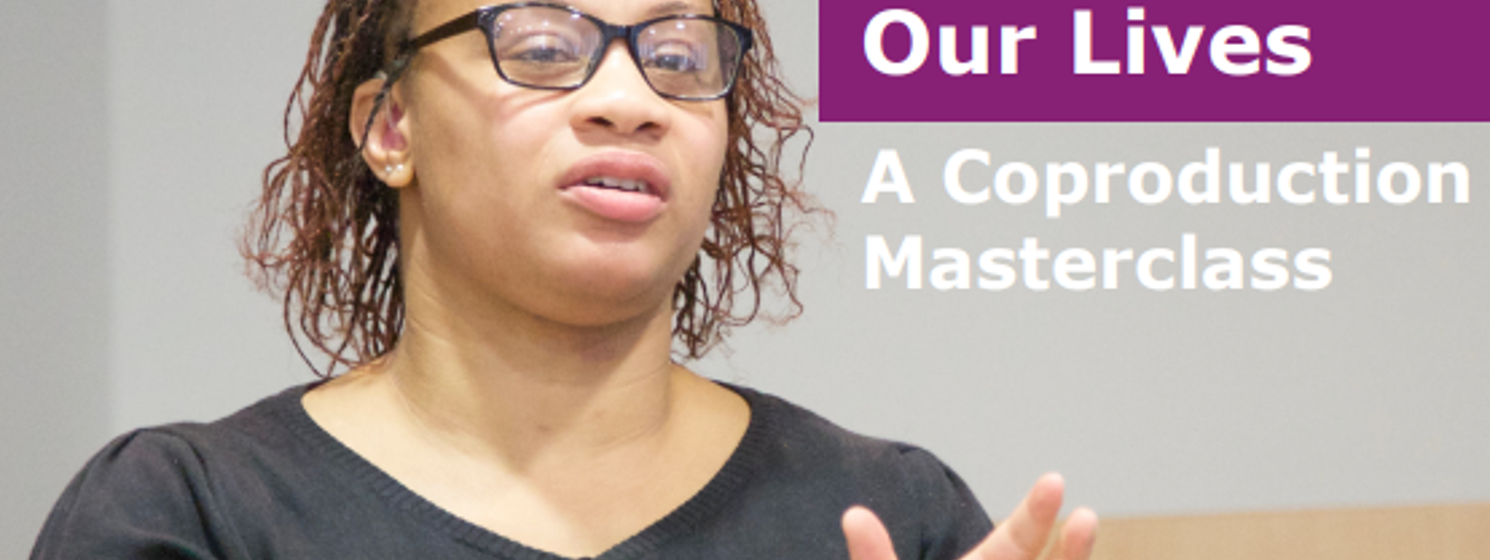 Coproduction Masterclass Training